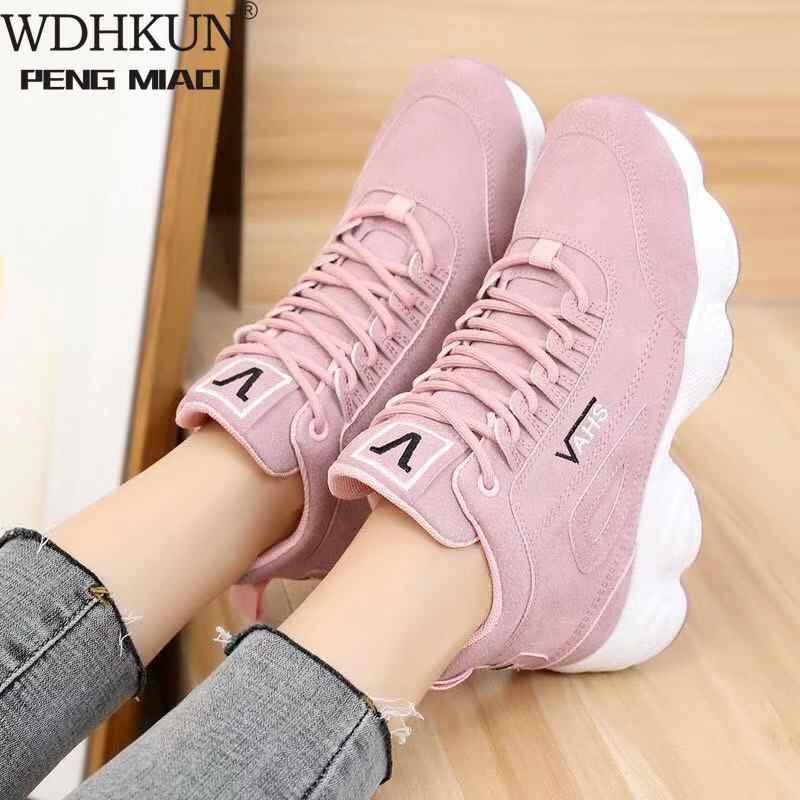 נעליים יומיומיות נשים של חורף מותג לגפר נעלי לנשים להתחמם נוח חיצוני Sneaker Zapatillas Mujer פנאי נעל