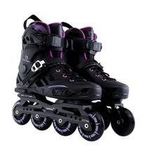 цены Professional  Roller Skates for classic style Sliding Free Skates Size 35-46 Sneakers RollerbladingProfessional  Roller Skates