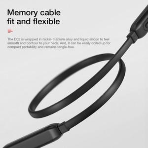 Image 5 - SANLEPUS słuchawki bezprzewodowe 5.0 Bluetooth słuchawki douszne słuchawki sportowe uruchomione Stereo słuchawki douszne telefonu zestaw słuchawkowy dla Apple Android