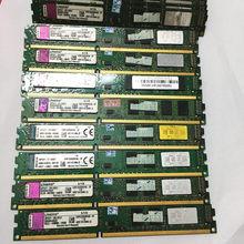 Memória usada do desktop de kingston ddr3 4gb 1333mhz ram kvr1333d3n9/4g 4gb 1333mhz ddr3 em bom conditon