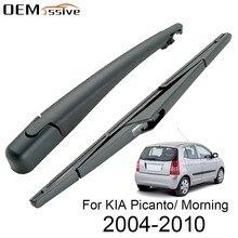 Ruitenwisser Arm Blade Set Kit Voor Kia Picanto Ochtend Hatchback Sa MK1 2004 2005 2006 2007 2008 2009 2010