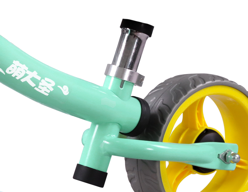 H454845ca017941ee8b7e2b67bdda629cJ Montasen Children Push Bike for 1.5- 3 Year Old Kids High Carbon Frame Balance Cycle for Boy Girls to Walk Mini Push Bicycle