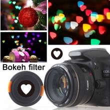 Bokeh Masters ชุด Bokeh ฝาครอบเลนส์สำหรับศิลปะโรแมนติกฉากถ่ายภาพ Canon Nikon Yongnuo เลนส์