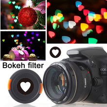 Bokeh Masters Kit Bokeh Effect Lens Cap Cover Filter for Artistic Romantic Night Scene Photography Canon Nikon Yongnuo Lenses