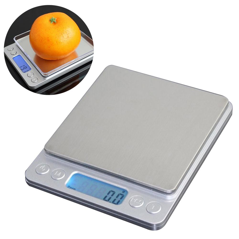 High Precision 0.1g Electronic LED Display Jewelry Kitchen Baking Weighing Scale Home Supplies
