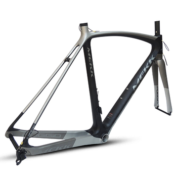 last 53 54 56 59cm New carbon road bike frame road cycling bicycle frameset  brand frame clearance frame with fork carbon frame 1