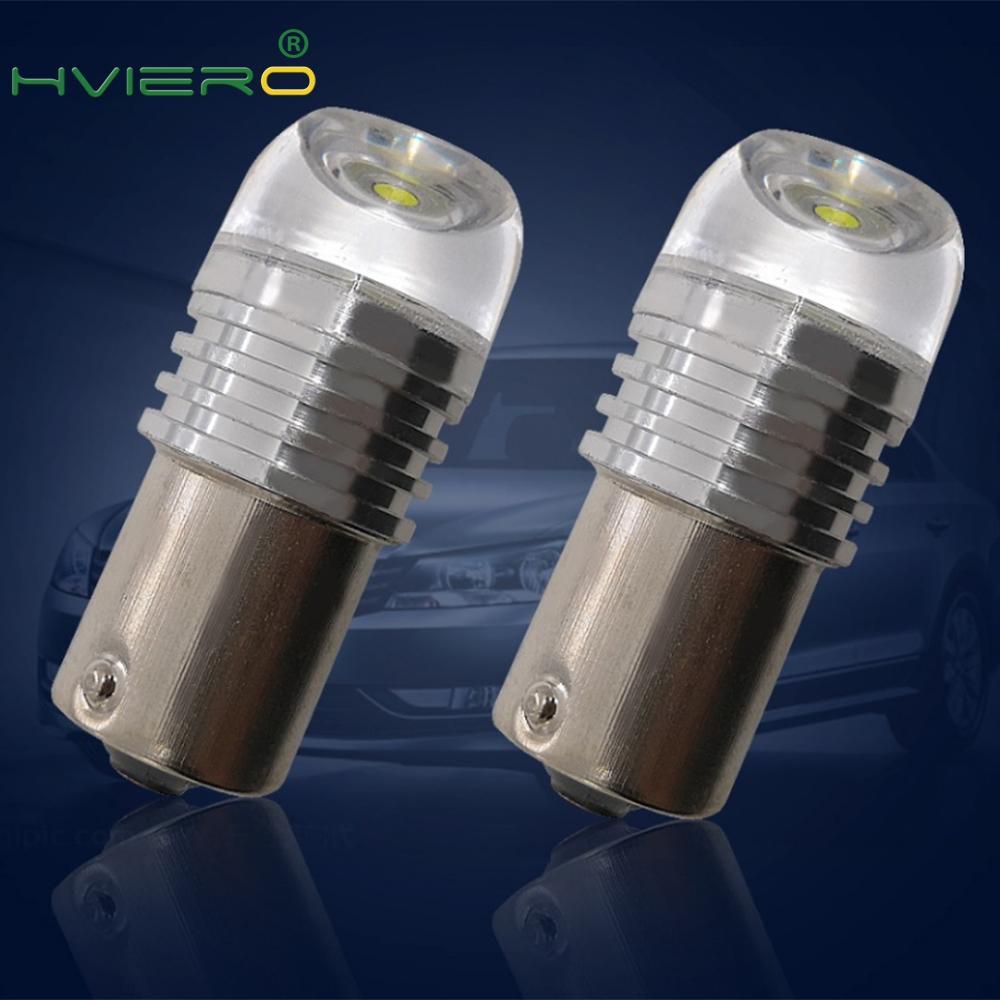 1pcs Highway Lights Night Driving  Red White Strobe Lamp 5630 3SMD LED Bulbs 12V  Brake Turn Signal Tail Flashing Led Light Bulb