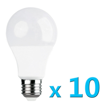 10pcs a lot E27 led Lamp Bulbs No Flicker 5w 9w 12w 15w 18w