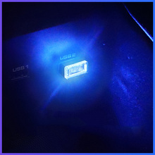 Lsrtw2017 LED Car Interior Atmosphere Light Styling for Audi Accessories Mouldings Decorative