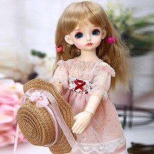 Image 4 - OUENEIFS poupée Rita BJD YOSD 1/6, modèle du corps, jouets pour bébés filles et garçons, bonne qualité, boutique, figurines en résine