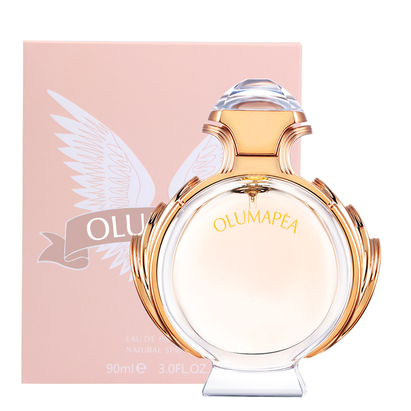 Long Lasting Perfume Feminino 90ml Body Spray Fresh Flower Fruit Fragrances Female High Quality Parfum Women
