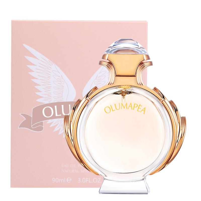 Long Lasting Perfume Feminino 90ml Body Spray Fresh Flower Fruit Fragrances Female High Quality Parfum Women