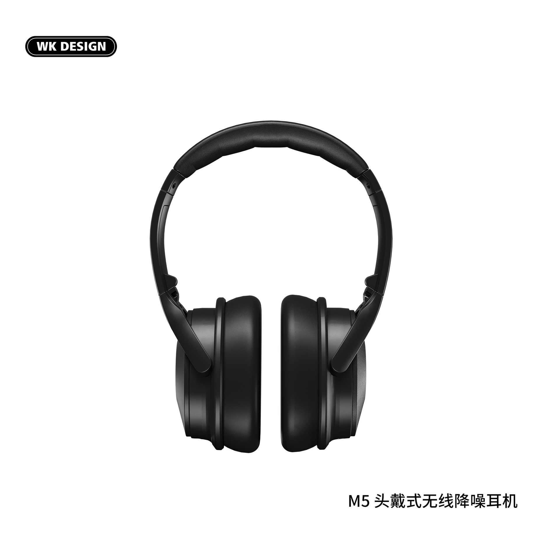 Original Wk Bluetooth Headset 4 1 Mobile Phone Universal Wireless Commercial Phone M5 Aliexpress