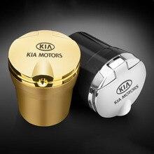 Car-Ashtray Picanto Kia Led-Light Smoking-Essential NOW K3 K2 K5 Lion with Car-Supplies