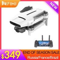 FIMI-Mini Dron x8 con cámara 4k, HD, GPS, Wifi, 5,8G, 250g-class, 30 minutos, 8KM, Control remoto