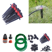 Micro Garden Automatic Watering System Drip Irrigation Watering System Irrigation Timer