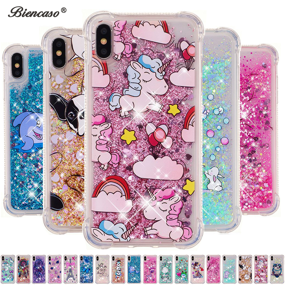 iPhone 11 Pro Glitter Dynamic Liquid Case For iPod Touch 5 6 7 Quicksand Cover For iPhone XS Max X 12 5 5S SE 2020 6 6S 7 8 Plus