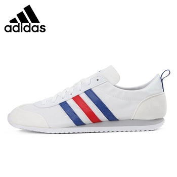 Original New Arrival  Adidas NEO VS JOG Men's Skateboarding Shoes Sneakers 1