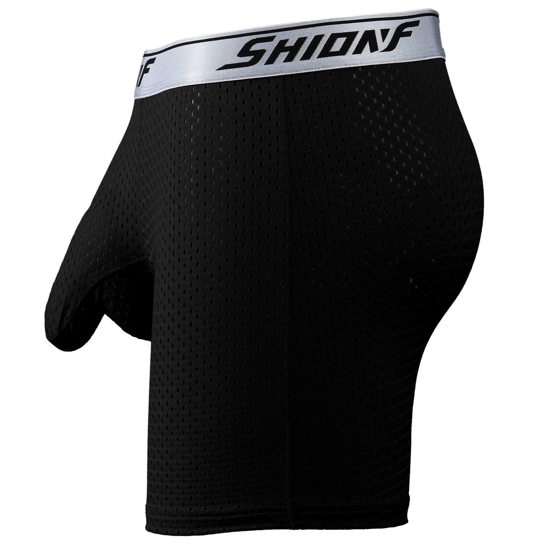 US Men/'s Penis Pouch Boxer Shorts Panties Briefs Breathable Underwear Panties