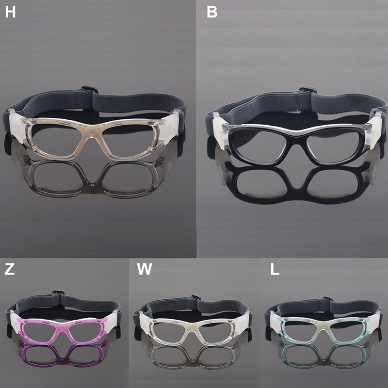 Hot Children Professional Sport Goggles Frame Outdoor Sport Soccer Ball Basketball Safety Glasses For Children New