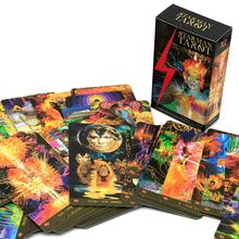 78PCS Tarot Cards Starman Tarot Full English PDF Guidebook Board Games Paper Cards Fun Party Entertainment For Starman Tarot