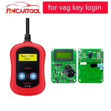 Diagnostyka OBD2 dla VAG czytnik kodów pin Auto klucz programujący OBD2 dla Vag klucz zaloguj narzędzie diagnostyczne do samochodów czytnik kodów darmowa wysyłka tanie tanio ACARTOOL Czytniki kodów i skanowania narzędzia