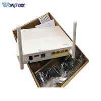 100% Original New Huawei HG8546M Gpon WiFi Ont onu 2POTS+4FE+1USB+WiFi modem with English software Telecom Network Equipment