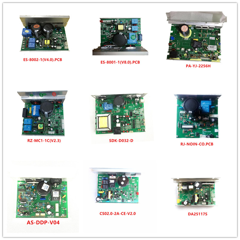 ES-8002-1(V4.0).PCB/8001-1(V8.0).PCB PA-YJ-2256H RZ-MC1-1C(V2.3) SDK-D032-D RJ-NOIN-CO.PCB AS-DDP-V04 CS02.0-2A-CE-V2.0 DA25117S