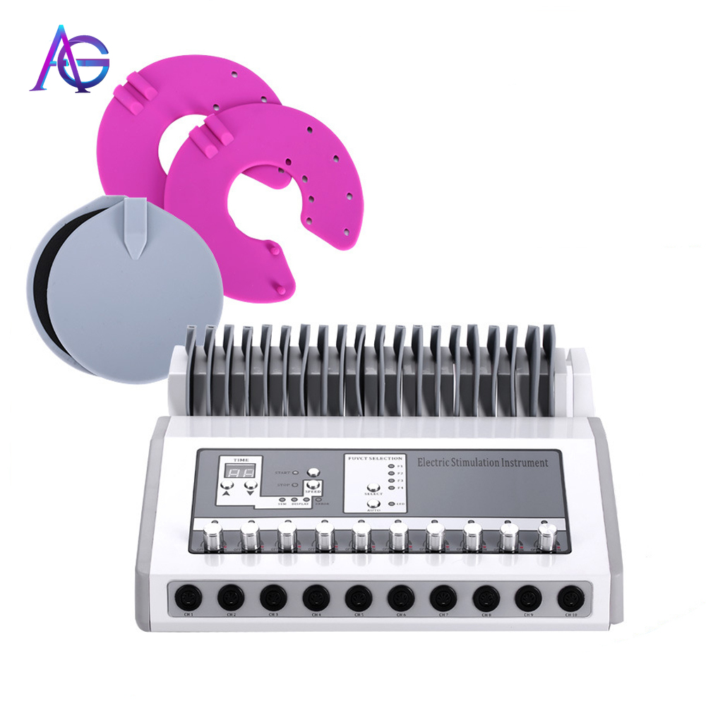 Breast Enhance Breast Lifting And Facial Lifting Beauty Apparatus For Home And Beauty Salon Use