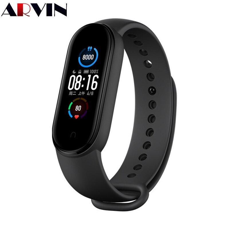 2020 New M5 Sport Smart Watch Men Bluetooth Watch Wristband Fitness Tracker Women  Smartwatch  Bracelet Smartband