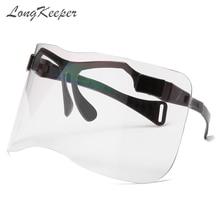 Женские и мужские солнцезащитные очки longkeeper Непродуваемые