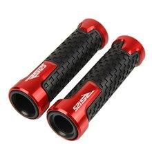 7/8 22mm אופנוע Accessorie Handbar ידית בר כידון מערכות נוחות אחיזה Motobike אחיזת לaprilia Rs125