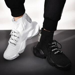 Image 2 - Sourire quatre saisons m. Avec le même paragraphe, chaussures au filet tendance, vieilles chaussures résistantes à lusure, décontractées