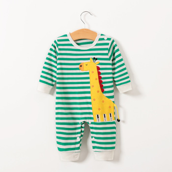 New born Baby Boy Clothes Fall Onesie Cartoon Romper Infant Jumpsuit Newborn Girl Costume Pajamas Babygrow Things Outfit image