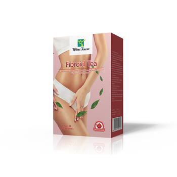 40 pcs/2 Packs Natural Herbal Female Fibroid Tea Clean Female Womb Toxin and Waste Shrinking Fibroids Health Care Drink Teabags
