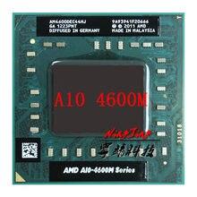 Amd A10-Series A10-4600M a10 4600 m 2.3 ghz quad-core processador cpu am4600dec44hj soquete fs1