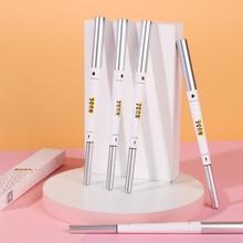2in1 Double-Headed High Gloss Eyeliner Long-Lasting No Smudging Waterproof Eyeliner Pen Lower Eyelid Part Highlight Makeup Tools