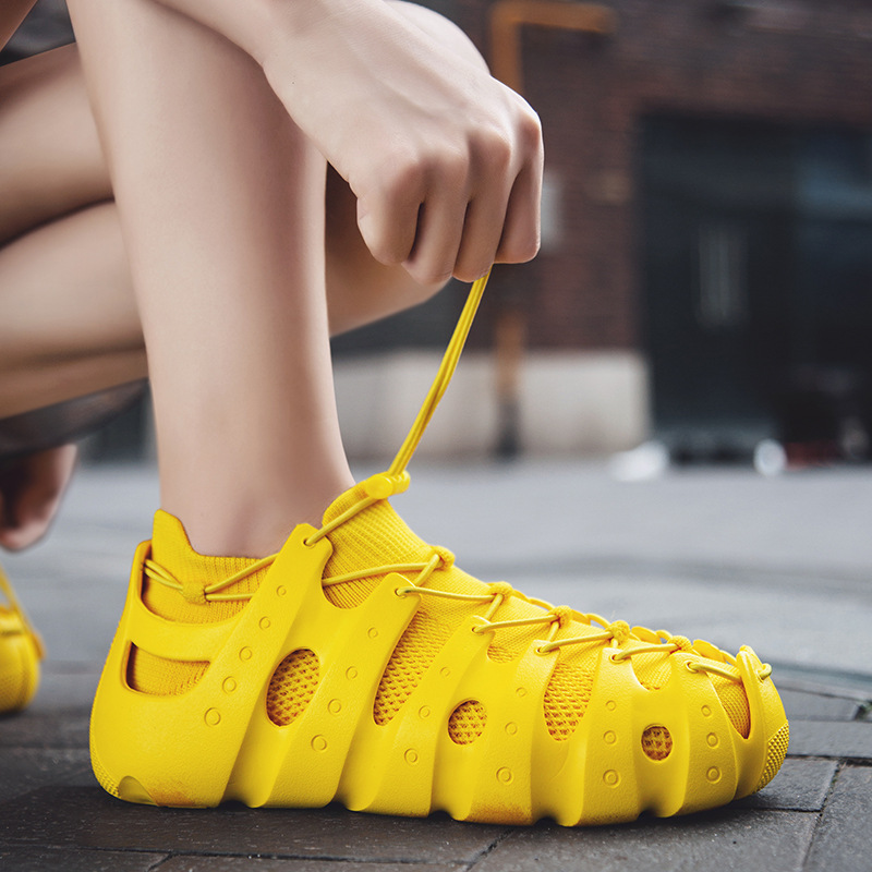 2019 fashion Women Sneakers Thick Sole Ladies Platform Sports couples lace breathable tide casual shoes large size45 Yasialiya in Women 39 s Vulcanize Shoes from Shoes
