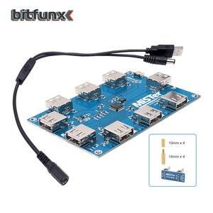 Image 4 - BitfunxためミスターfpgaコアDE10 Nano用メインボードi/oボードとミスターusbハブ