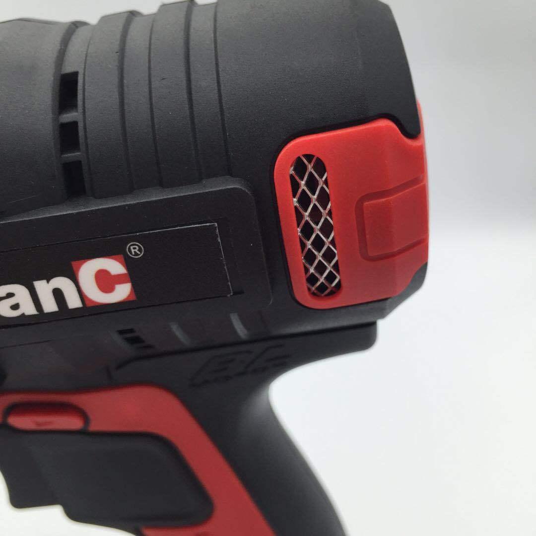 Clé électrique sans brosse au Lithium clé Rechargeable Impact voiture pied main échafaudeurs manchon de travail du bois pistolet à vent