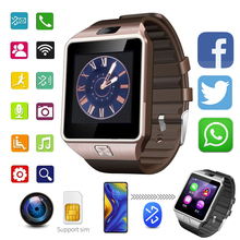 New Smartwatch Smart Watch Clock Digital Men Watch Bluetooth