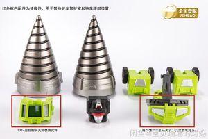 Image 3 - Jinbao Weapon Upgrade Kits For Devastator Construction Trucks In Stock