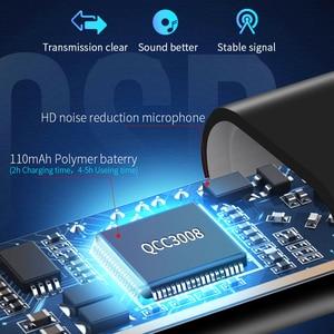 Image 4 - Essager Bluetooth 5.0 מקלט עבור 3.5mm שקע אוזניות אלחוטי מתאם Bluetooth Aux אודיו מוסיקה משדר עבור אוזניות