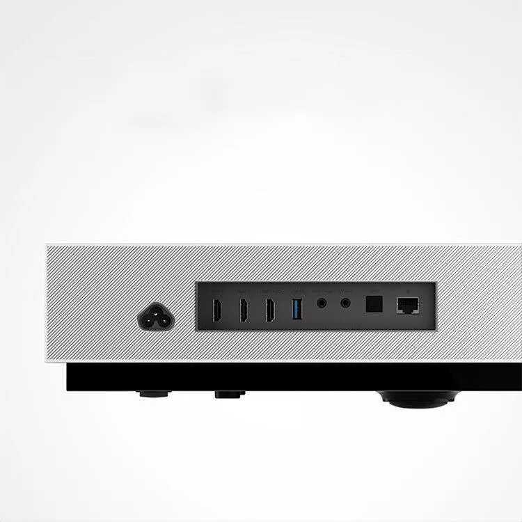 Xiaomi Fengmi 4K קולנוע לייזר מקרן 1700 ANSI 150 אינץ ALPD 4K 3D BT 4.0 MIUI טלוויזיה מקרן אלחוטי חכם קולנוע ביתי