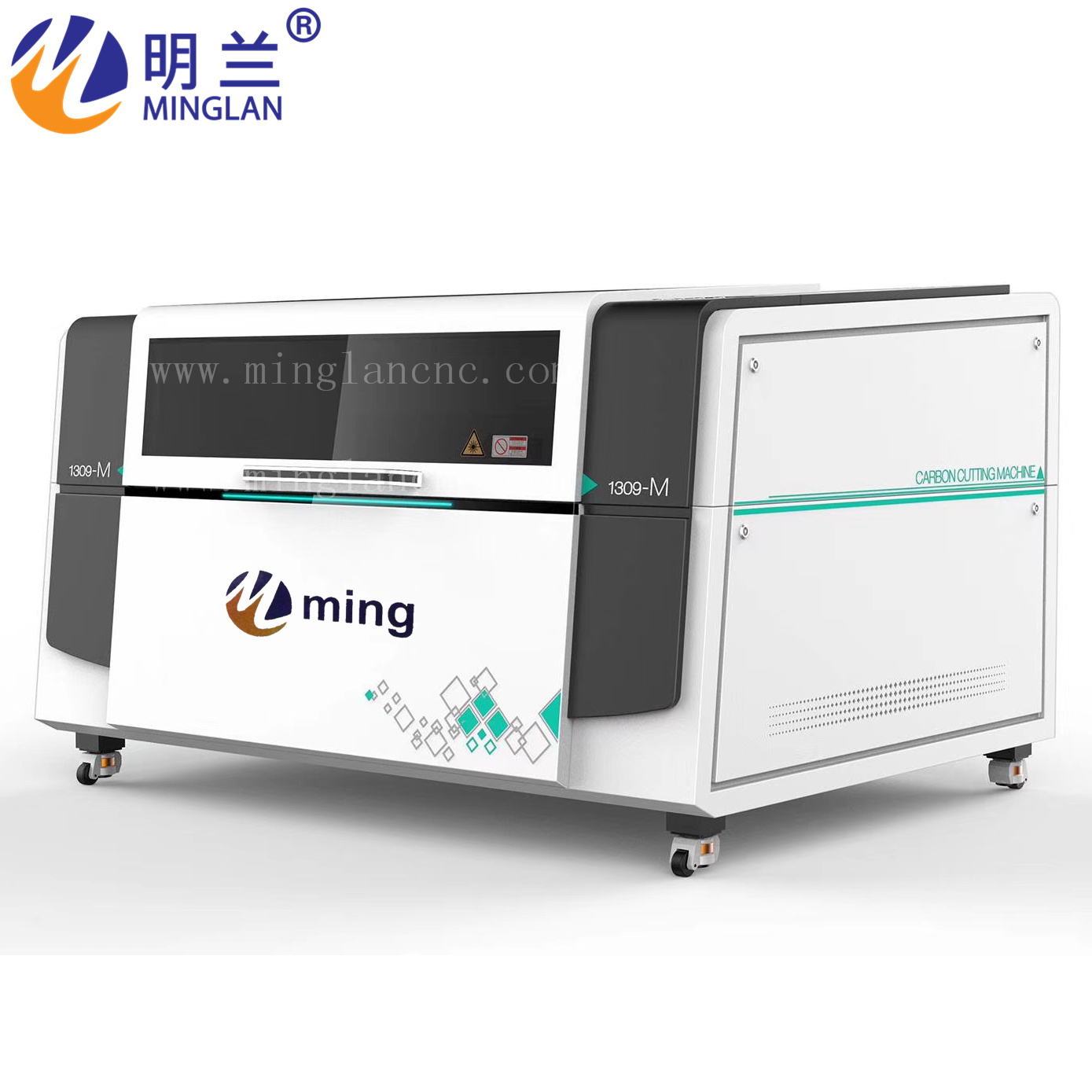 1390 1325 CO2-Laser-Engraving-Cutting Machine With Reci 130W-150W For Non-metal