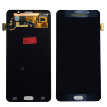 Lcd Display Touch Screen Digitizer Mobile Phone Refurbished Replacement Repair Parts for samsung galaxy note5 n920(China)