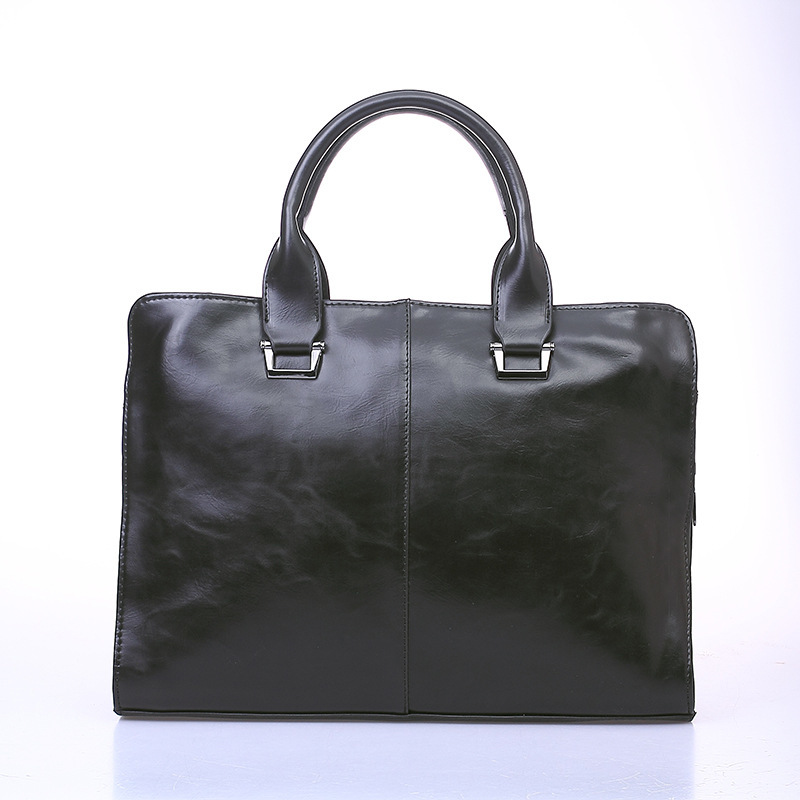 Pu Leather Briefcase Bag Men Office Bags For Men Leather Laptop Backpack Maletines Hombre