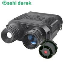 Цифровой бинокль NV400B 7x31 дальность 400 м HD мощный телескоп IR бинокль охотничий ночное видение для охоты спортивный прицел