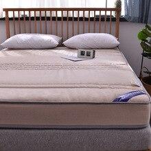 VESCOVO harde Matras topper queen twin tatami vloer Matras bed topper voor bed 90*200 120*200 150*200