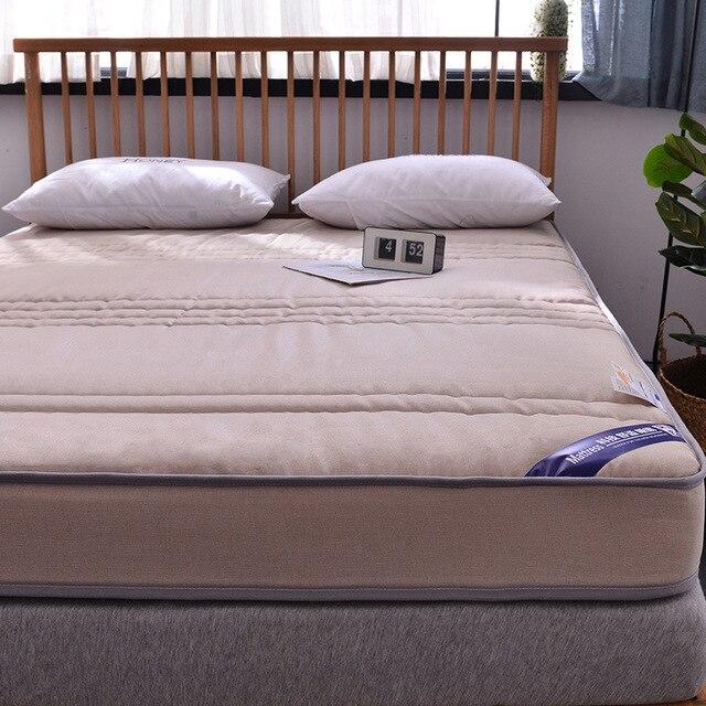 Жесткий матрас VESCOVO, Верхний Матрас queen twin tatami, напольный матрас, Верхний Матрас для кровати 90*200 120*200 150*200
